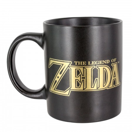 Zelda Hyrule Ten Ounce Mug