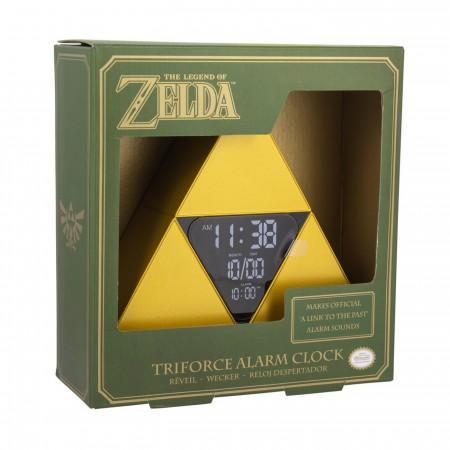 Zelda Tri-Force Alarm Clock