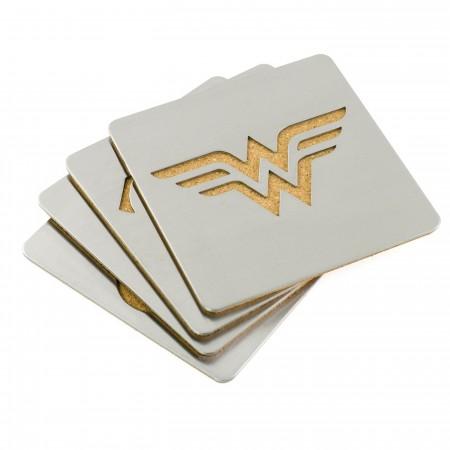 DC Comics Laser Cut Coasters