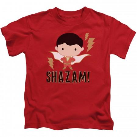 Shazam Chibi Kids T-Shirt