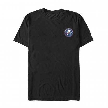 Star Trek Discovery Starfleet Badge Men's T-Shirt