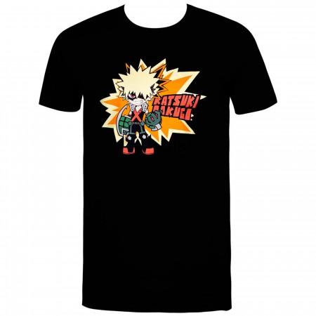 My Hero Academia Bakugo SD Men's T-Shirt