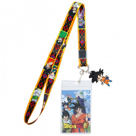 Dragon Ball Super Lanyard