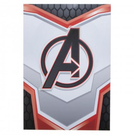 Avengers Endgame Quantum Armor Costume Lanyard