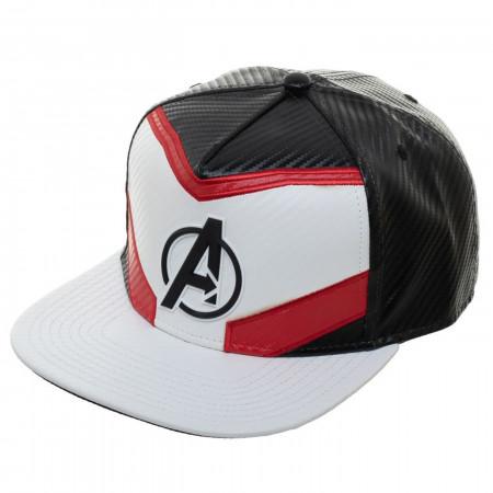 Avengers Endgame Quantum Armor Hat
