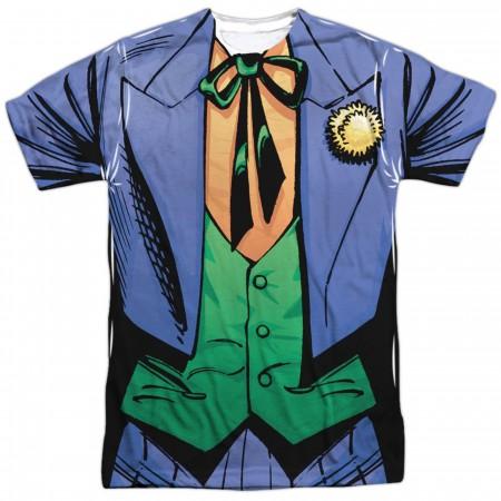 Joker Uniform Sublimated Costume Men's T-Shirt