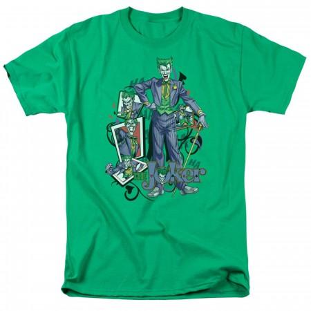 Joker Wild Cards Men's T-Shirt
