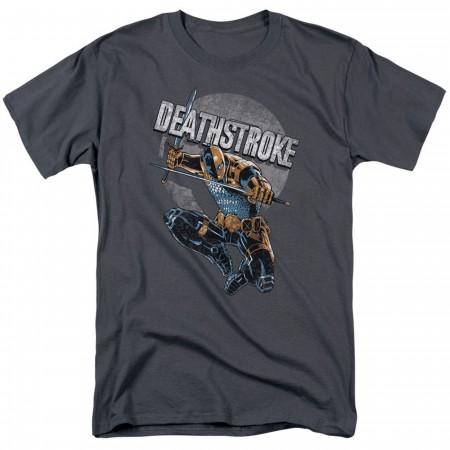 Deathstroke Retro Men's T-Shirt