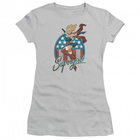 Supergirl Bombshell Women's T-Shirt