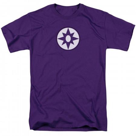 Green Lantern Star Sapphire Symbol Men's T-Shirt