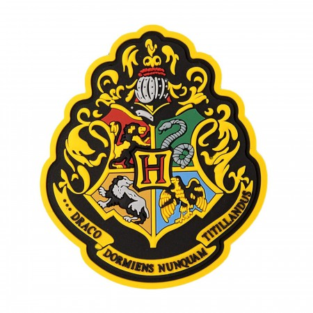 Harry Potter Hogwarts Soft Touch Magnet