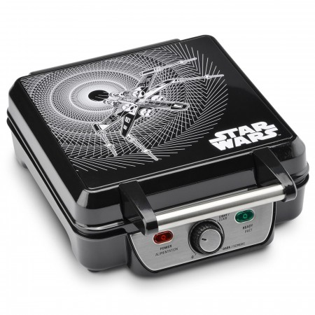 Star Wars Four Waffle Maker