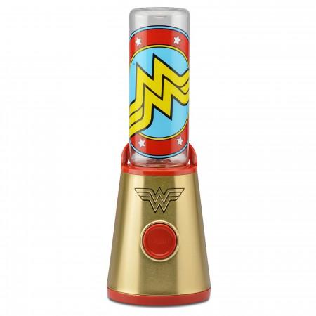 Wonder Woman Mini To-Go Blender