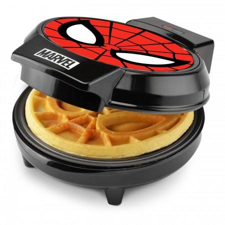 Spider-Man Round Waffle Maker