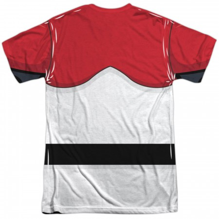 Voltron Keith Costume Sublimated Front and Back T-Shirt