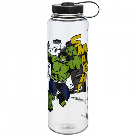 The Incredible Hulk Nalgene Tritan 48oz Water Bottle