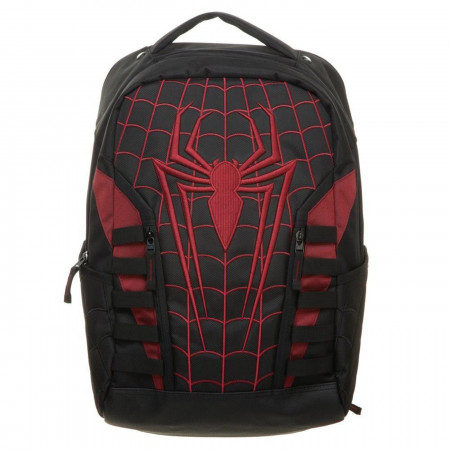 Marvel Spiderman Built Up Backpack
