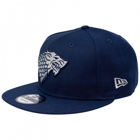 Game of Thrones House Stark 9Fifty Adjustable New Era Hat