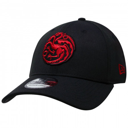 Game of Thrones House Targaryen 39Thirty Fitted New Era Hat