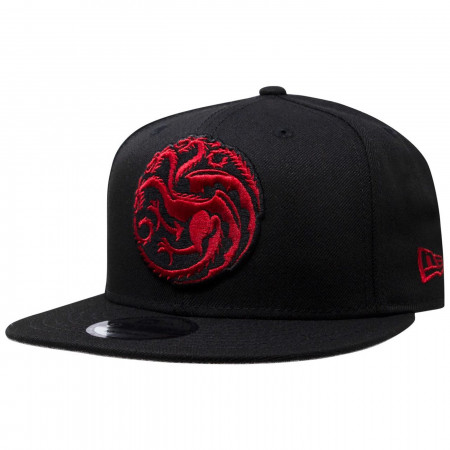 Game of Thrones House Targaryen 9Fifty Adjustable New Era Hat