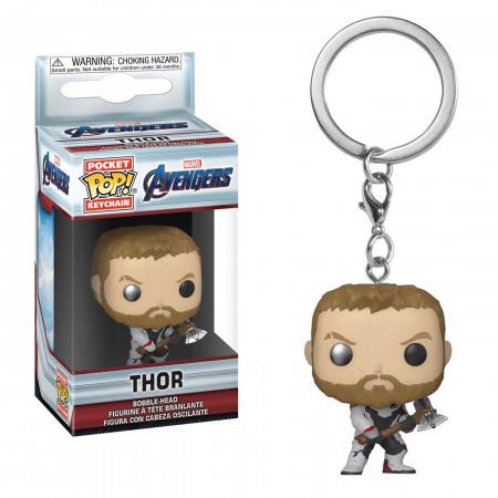 Funko POP Keychains: Marvel Avengers Endgame - Thor