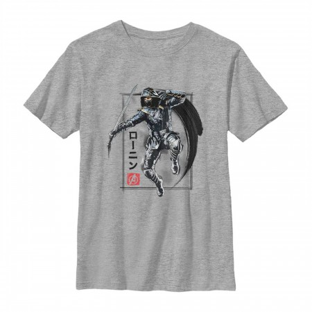 Avengers Endgame Ronin Shot Youth T-Shirt