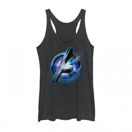 Avengers Endgame Tech Logo Women's Tank Top