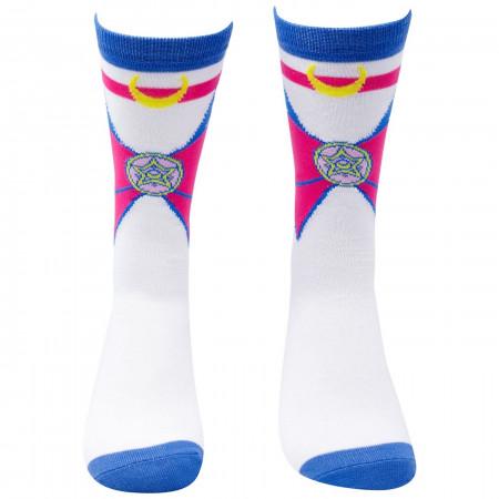Sailor Moon Bow Crew Sock