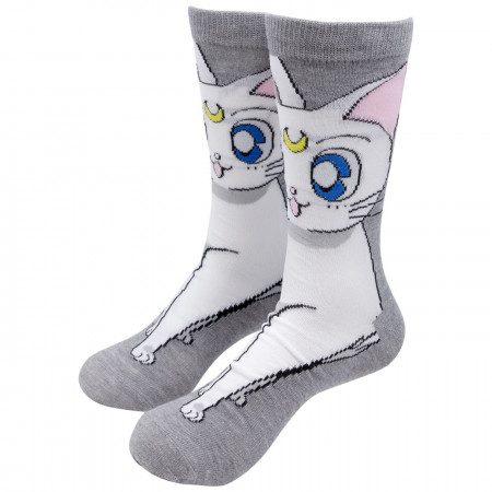 Sailor Moon Artemis Crew Sock