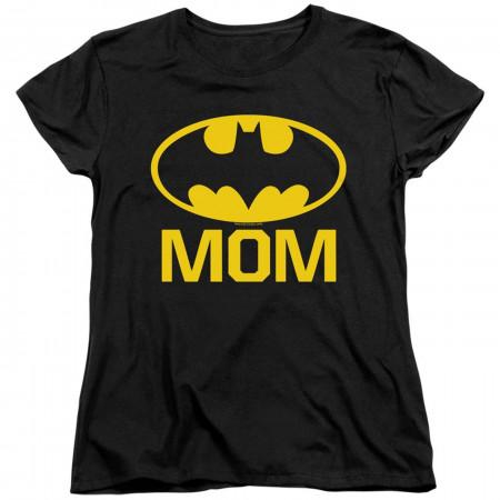 Bat Mom Mother's Day Batman Women's T-Shirt