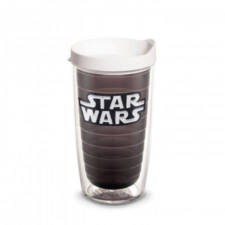 Star Wars Logo Emblem Tumbler With Travel Lid 16 oz Tervis®