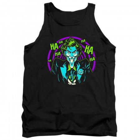 Joker HaHaHa Tank Top