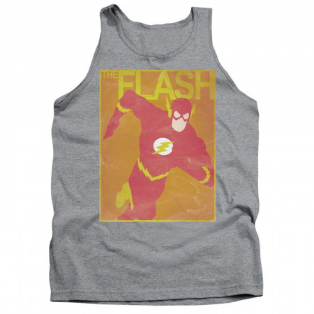 Flash Simple Poster Tank Top