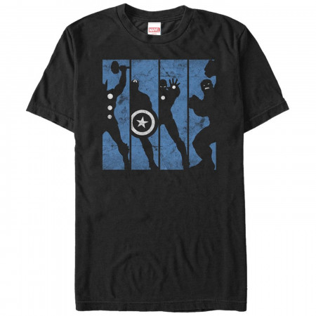 Hero Panels Men's T-Shirt