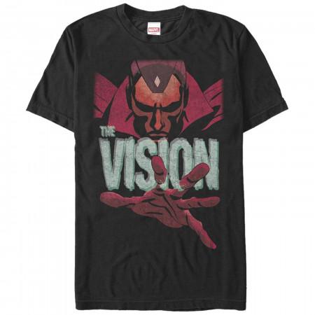 Marvel's The Vision Men's T-Shirt