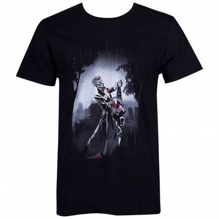 Joker Dance A Death in the Family Batman #17 Comic Cover Men's T-Shirt