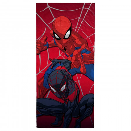 Spider-Man Team Beach Towel