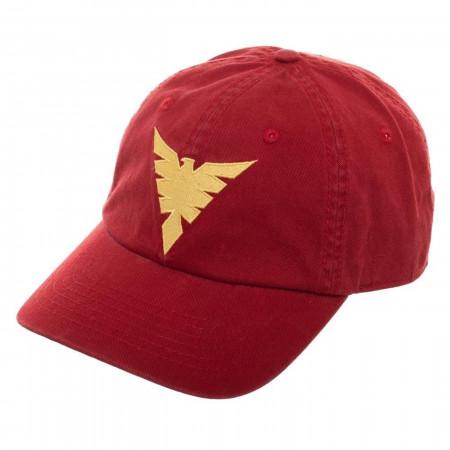 d9fad60cc Dark Phoenix Dad Hat