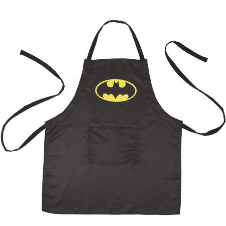 Batman Symbol Apron