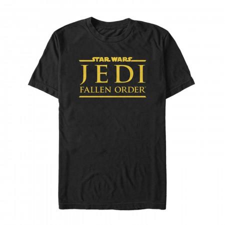 Star Wars Jedi Fallen Order Men's T-Shirt