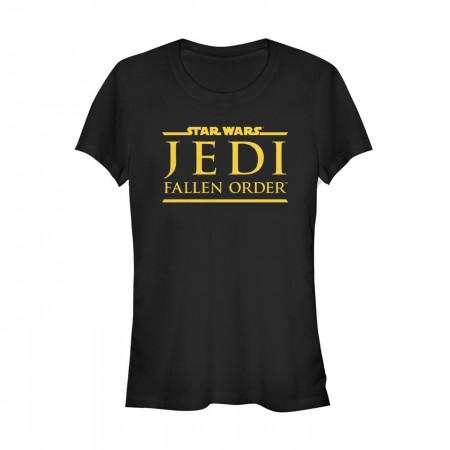 Star Wars Jedi Fallen Order Women's T-Shirt