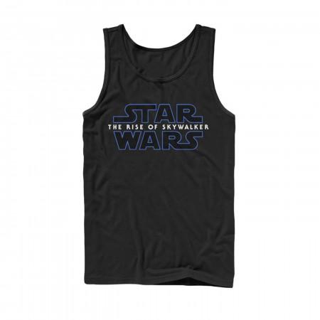Star Wars the Rise of Skywalker Men's Tank Top