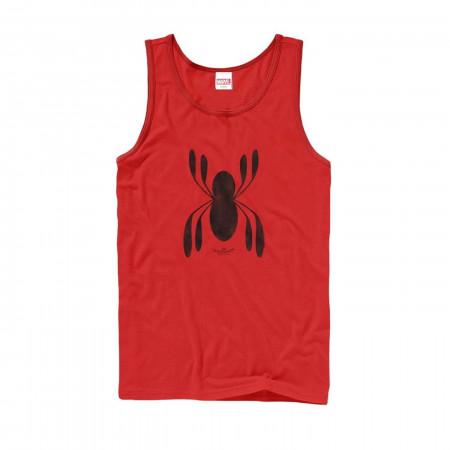 Spider-Man Homecoming Logo Tank Top