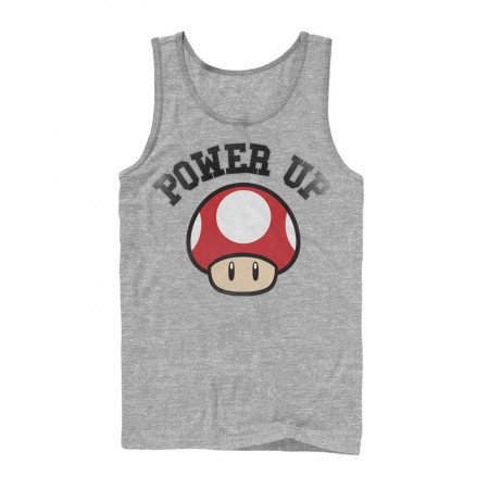 Nintendo Classic Power Up Mushroom Tank Top