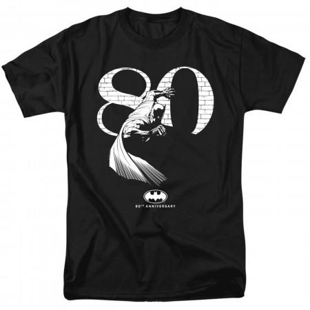 Batman 80 Wall T-Shirt