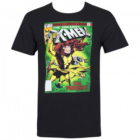 X-Men The Dark Phoenix Saga Comic Cover Men's T-Shirt