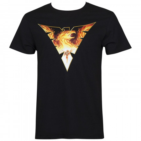 X-Men The Dark Phoenix Saga Symbol Men's T-Shirt