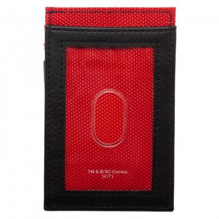 Robin Front Pocket Card Wallet