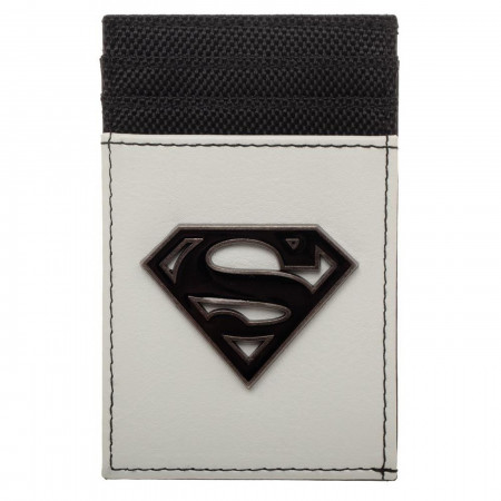 Superman Front Pocket Card Wallet