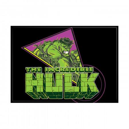 Incredible Hulk Magnet